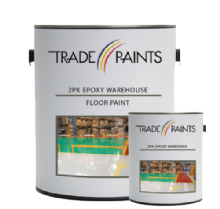 2 Pack Epoxy Warehouse Floor Paint